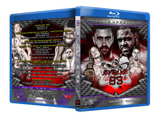 Evolve Wrestling - Volume 93 Event Blu Ray