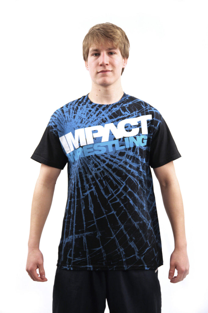 "TNA - Impact Wrestling ""Spiderwire"" T-Shirt"