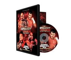 ROH - Conquest Tour 2016 Philadelphia Event DVD ( Pre-Owned )