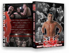 Dragon Gate UK : Marty Scurll in DG:UK DVD