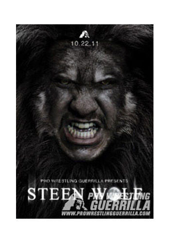 PWG - Steen Wolf 2011 Event DVD