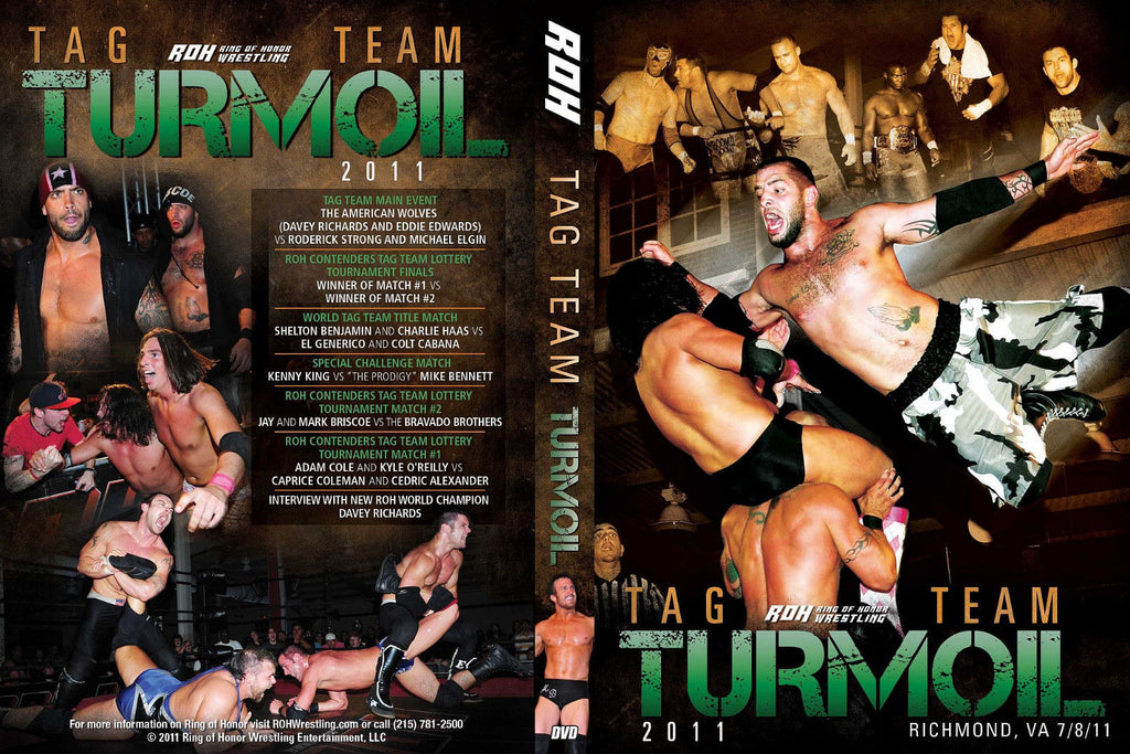 ROH - Tag Team Turmoil 2011 Event DVD