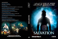 ROH - Salvation 2010 Event DVD (Pre-Owned)