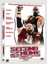 TNA Second 2 None: Toughest Tag Teams (2 Disc Set) DVD
