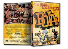 PWG - Battle of Los Angeles 2012 Night 2 DVD