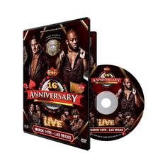 ROH - 16th Anniversary 2018 Event DVD