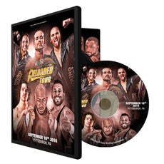 ROH - Reloaded Tour 2016 : Pittsburgh Event DVD