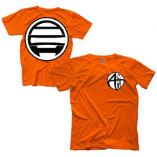 ROH - ACH Orange T-ShirtROH - ACH Orange T-Shirt