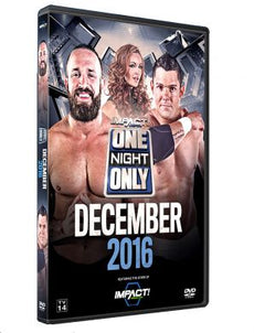 TNA - ONO December 2016 Event DVD