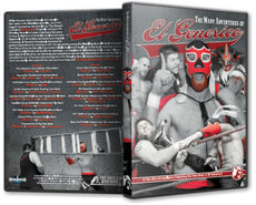PWG - The Many Adventures Of El Generico DVD