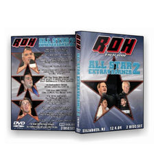 ROH - All Star Extravaganza 2 2004 Event DVD (Pre-Owned)