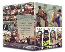 PWG - Matt Rushmore 2013 Event DVD