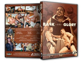 PWG - Bask In His Glory 2018 Event DVD ** Broken Case **