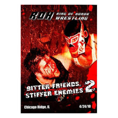 ROH - Bitter Friends, Stiffer Enemies 2 2010 Event DVD (Pre-Owned)