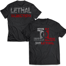 "ROH - Jay Lethal ""Lethal Injection"" T-Shirt"