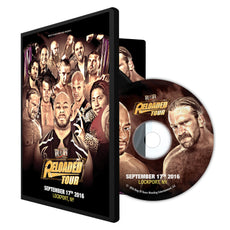 ROH - Reloaded Tour 2016 : Lockport Event DVD