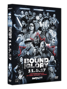 Impact - Bound For Glory 2017 Event DVD