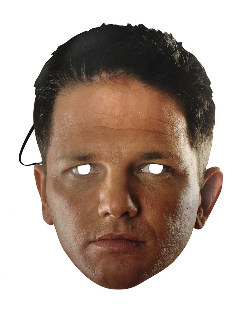 TNA - AJ Styles Cardboard Face Mask (2 Sizes)