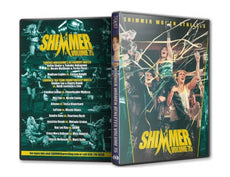 Shimmer - Woman Athletes - Volume 75 DVD