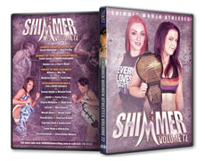 Shimmer - Woman Athletes - Volume 72 DVD
