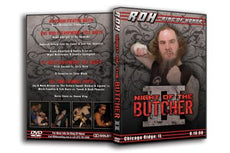 ROH - Night of the Butcher 2 2008 Event DVD