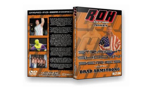 ROH - Straight Shootin' with Brad Armstrong DVD
