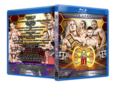 Evolve Wrestling - Volume 91 Event Blu Ray