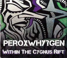 "Jeff Hardy's ""Peroxwhy?gen"" Within The Cygnus Rift CD"