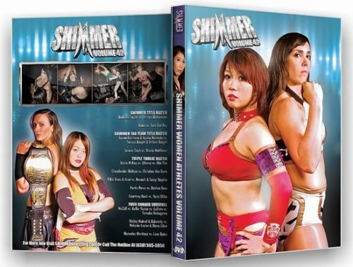Shimmer - Woman Athletes - Volume 42 DVD
