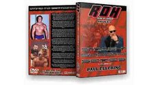 ROH - Straight Shootin' with Paul Ellering (Pre-Owned DVD)