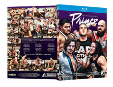 PWG - Prince 2016 Event Blu Ray