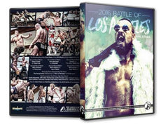 PWG - Battle of Los Angeles 2016 - Final Stage Event Blu-Ray
