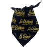 "AEW - Chris Jericho ""Le Champion"" Neck Bandana"
