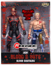 AEW : Blood Brothers (Cody & Dustin Rhodes) - 2-Pack Ringside Exclusive Figure Set ( Dec/Jan Pre-Order )