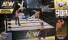 AEW : Authentic Scale Ring Playset (w/ Kenny Omega) - Ringside Exclusive ( Pre-Order )