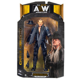 AEW : Unrivaled Series 1 : Chris Jericho Figure ( Pre-Order ) * US Version *