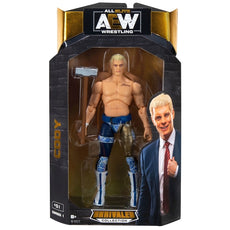 AEW : Unrivaled Series 1 : Cody Figure ( Pre-Order )  * US Version *