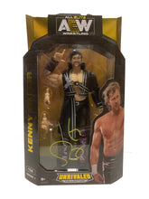 AEW : Unrivaled Series 1 : Kenny Omega Figure * Hand Signed *