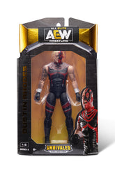 AEW : Unrivaled Series 2 : Dustin Rhodes Figure * US Version *