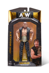 AEW : Unrivaled Series 2 : Jon Moxley Figure * US Version *