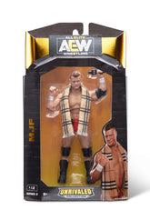 AEW : Unrivaled Series 2 : MJF Figure * US Version *