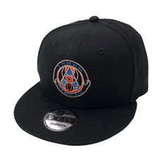"AEW - ""Inner Circle Logo"" New Era 9Fifty Flatbill Snapback Cap"