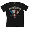"AEW : Cody and Dustin Rhodes ""The Brotherhood"" T-Shirt"
