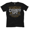 "AEW - Hangman Adam Page ""I'm Here To Do Cowboy Sh*t"" T-Shirt"