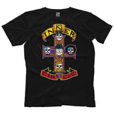 "AEW - The Inner Circle ""Retro Cross"" T-Shirt"