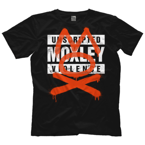 "AEW - Jon Moxley ""Designed By Mox"" T-Shirt"