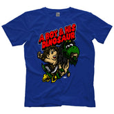 "AEW - Jungle Boy & Luchasaurus ""A Boy & His Dinosaur"" T-Shirt"