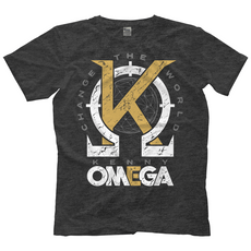 "AEW - Kenny Omega ""Golden K"" T-Shirt"