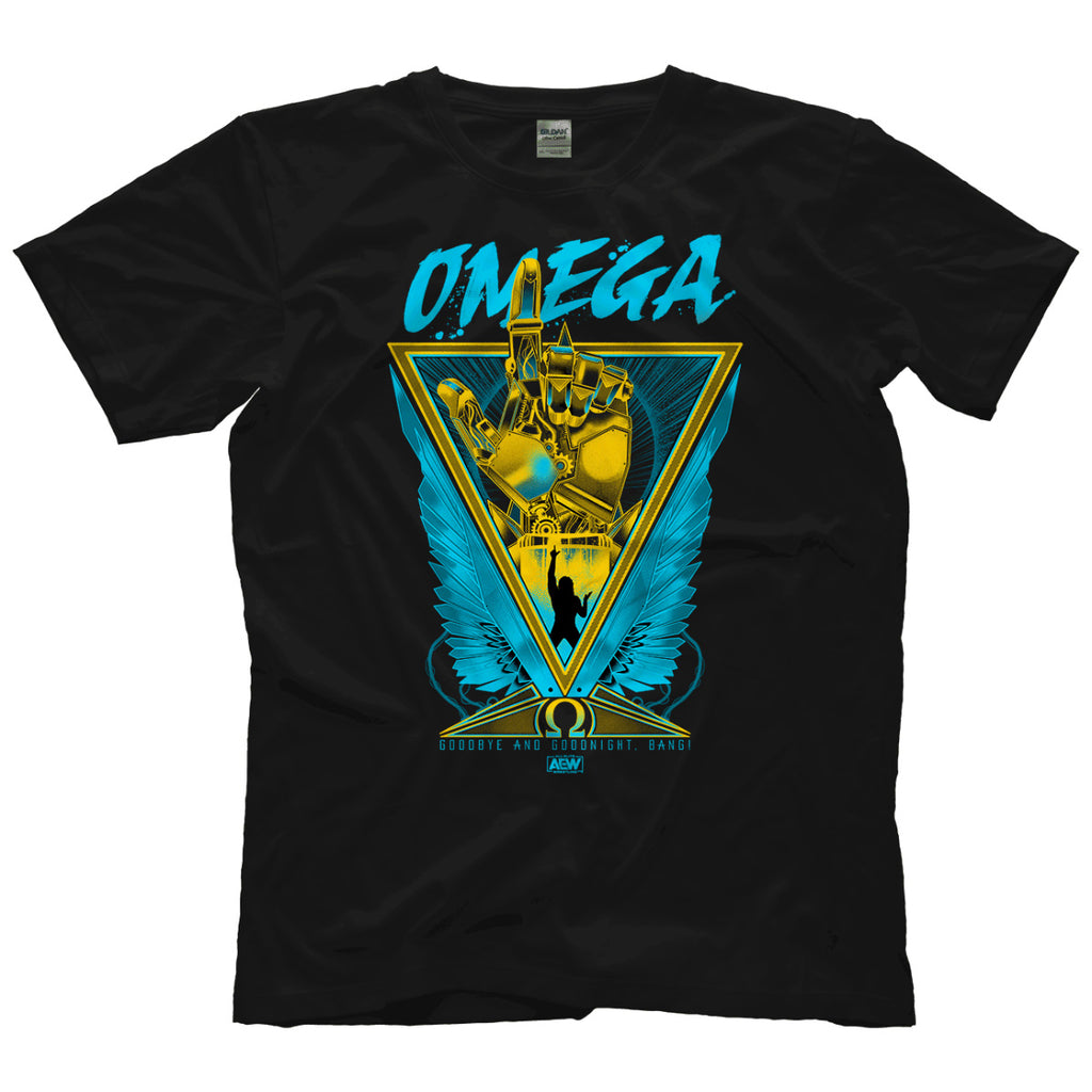 "AEW - Kenny Omega ""Golden Wings"" T-Shirt"