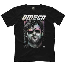 "AEW - Kenny Omega ""Mainframe"" T-Shirt"